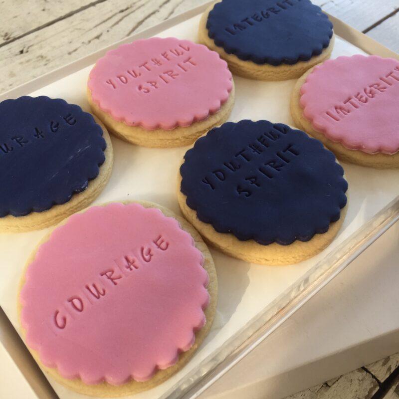 Jack Wills / Taylor'd Bundles - Brand Values biscuits